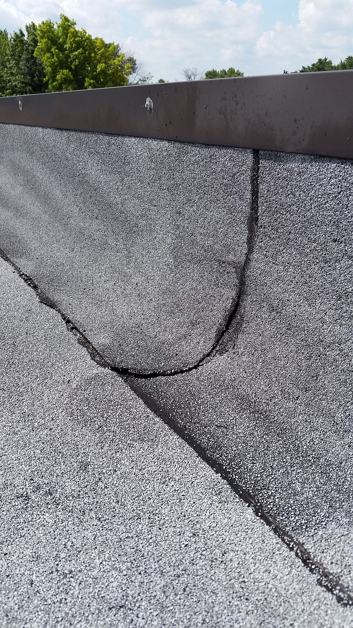 Roof Restoration And Repair We Specialize In Flat Roof Systems Relevant Roofing Are Roofing Specialists In Flat Roof Systems And Our Service Flat Roof Repair Roof Replacement Cost Roof Restoration
