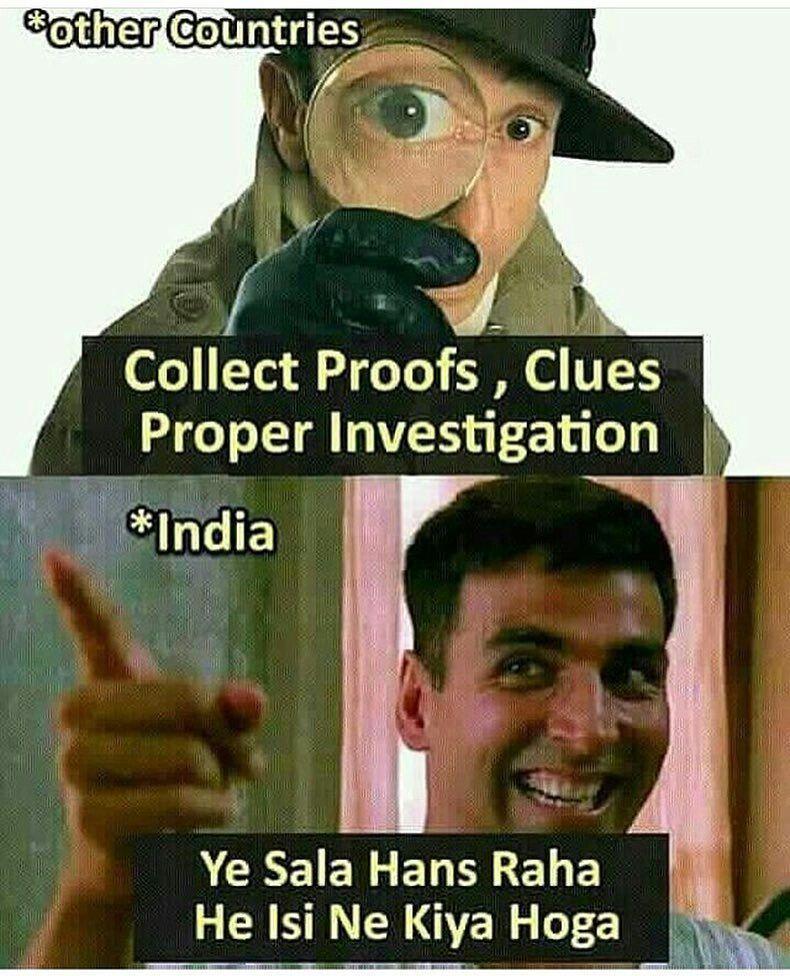 Pin By Minal Bagal On Jokes Funny Jokes In Hindi Very Funny Memes Really Funny Memes