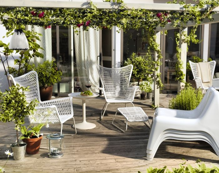HÖgsten Garden Chair By Ikea Exterior Furniture