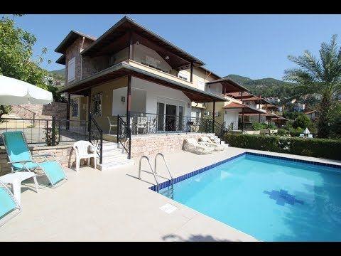 Alanya Wohnung Mit Privat Pool Zu Verkaufen 87000 Euro IDSL94