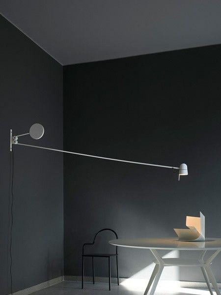 Luceplan Counterbalance Wall Lamps At Office Lamps Online Shop 1001lights In 2020 Wall Lights Wall Lamp Wall Lamps Diy