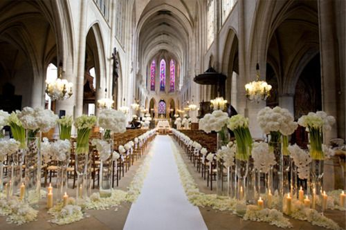 Church Wedding Aisle Decorations On With Ceremony Decoration Ideas 50 Stunning A The Best Image Gallery In World
