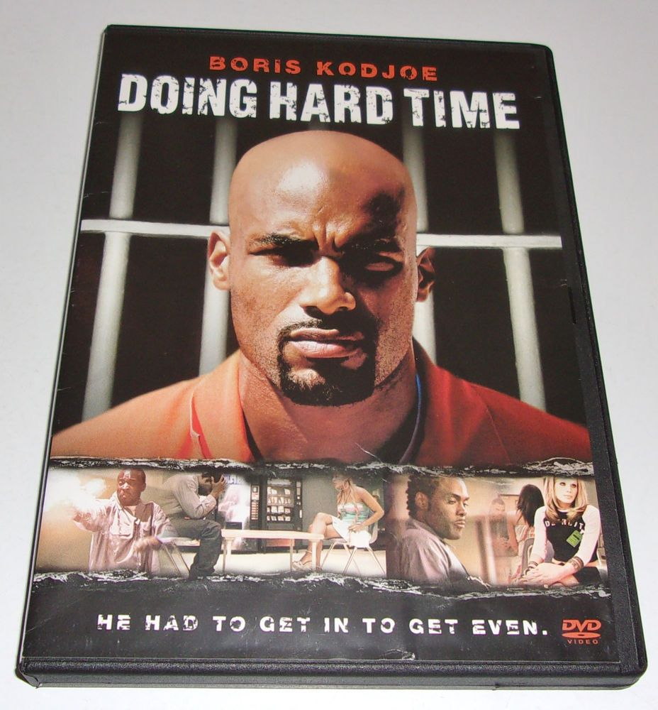 Doing Hard Time Dvd 2004 Ws Boris Kodjoe Michael K Willians