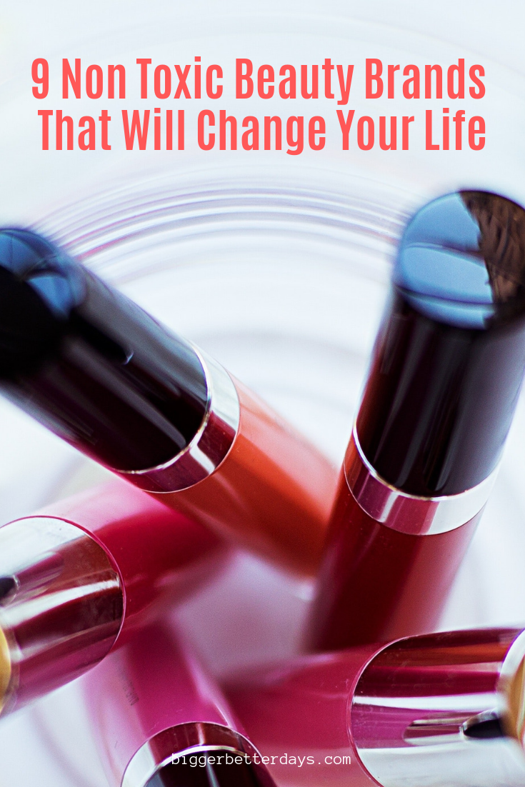 9 Non Toxic Makeup Brands That Will Change Your Life Non