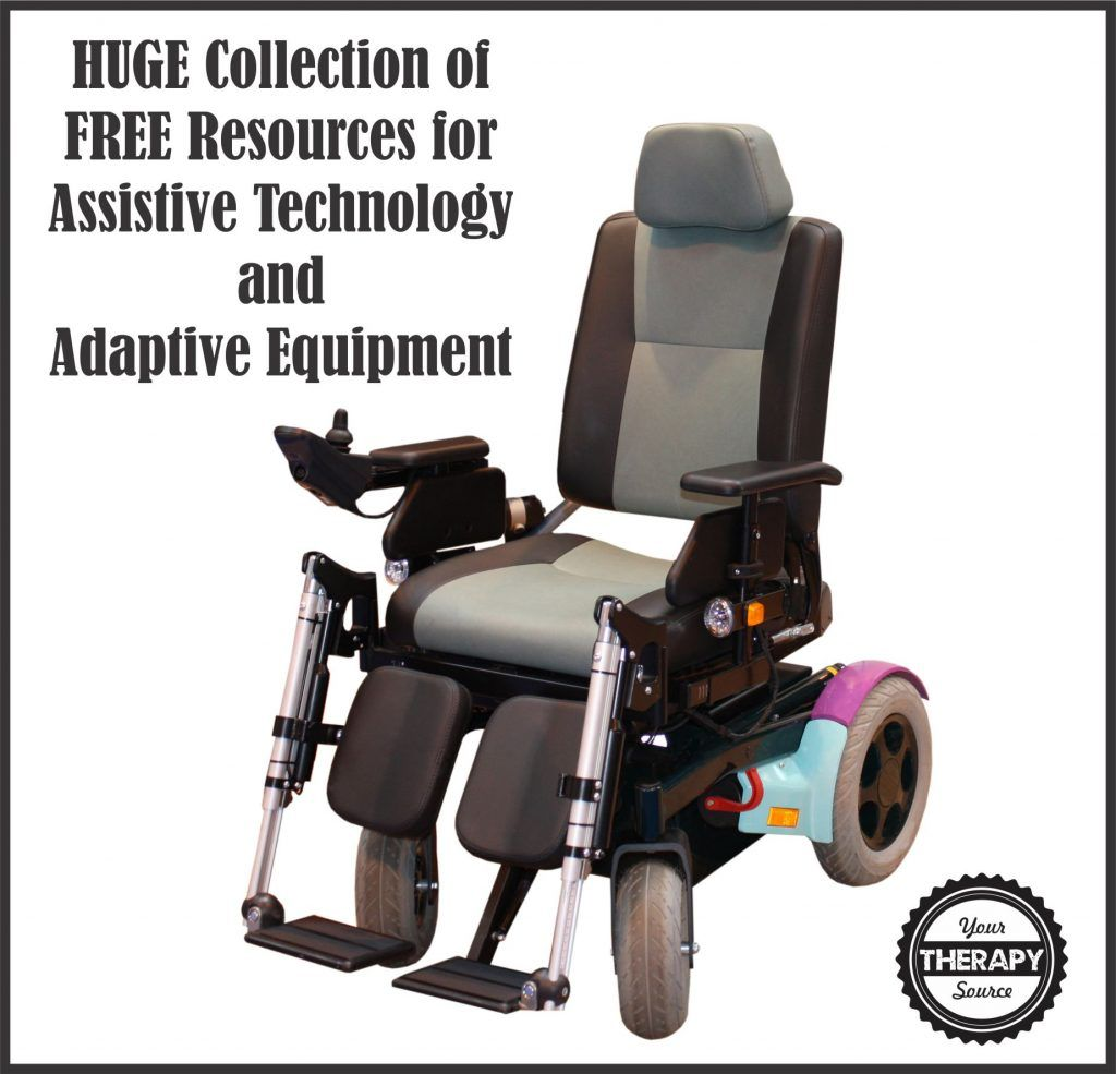 Free Assistive Technology Resources