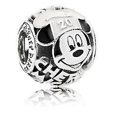 Mickey Mouse Charm by PANDORA - Epcot International Food & Wine Festival