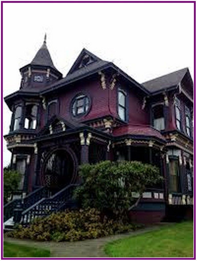 28 Dream Home Ideas That Insanely Cool Home Remodel Aoneperfume Gothic House Victorian House Colors Victorian Homes