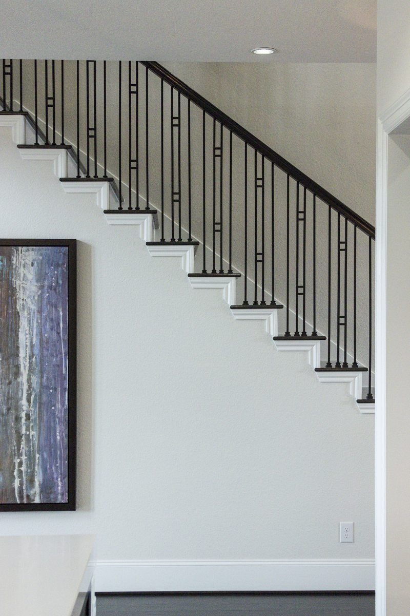 Modern Contemporary Stair Remodel Ideas Stair Railing Design Wrought Iron Stair Railing Iron Stair Railing