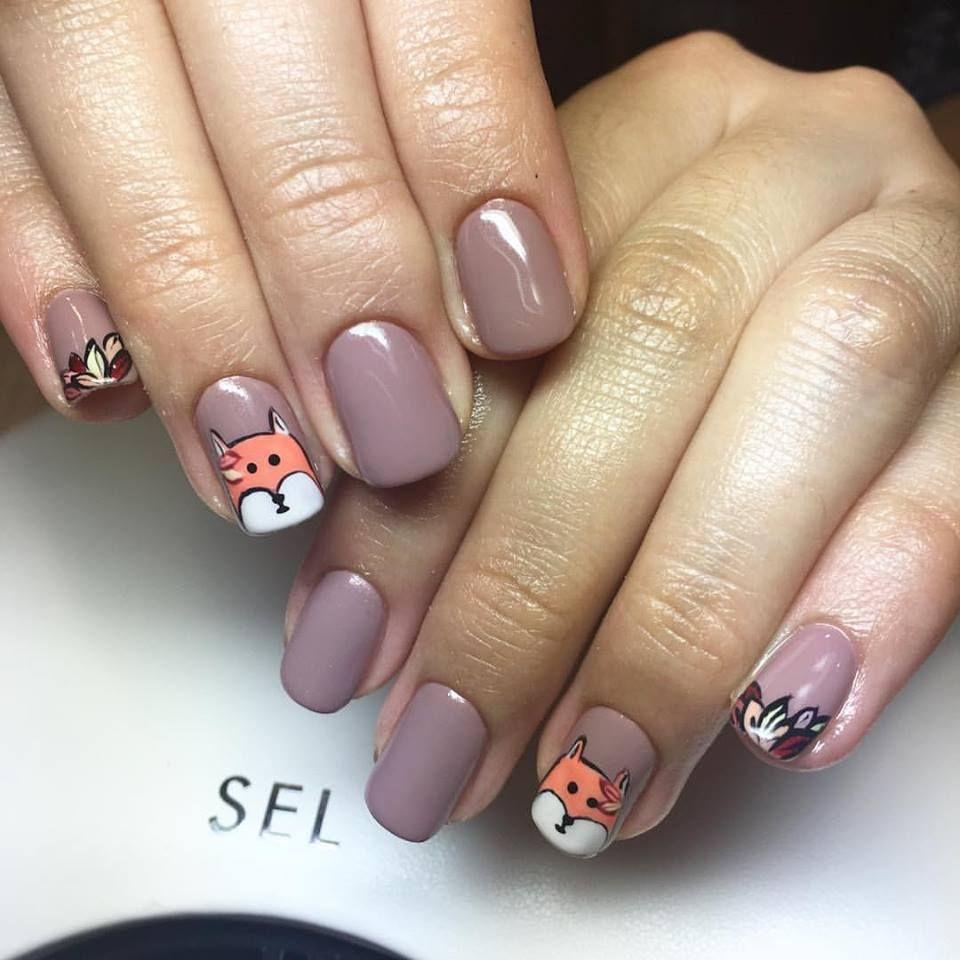 56 Stunning Unique Animal Nail Art Ideas For Your Wild Side Nail