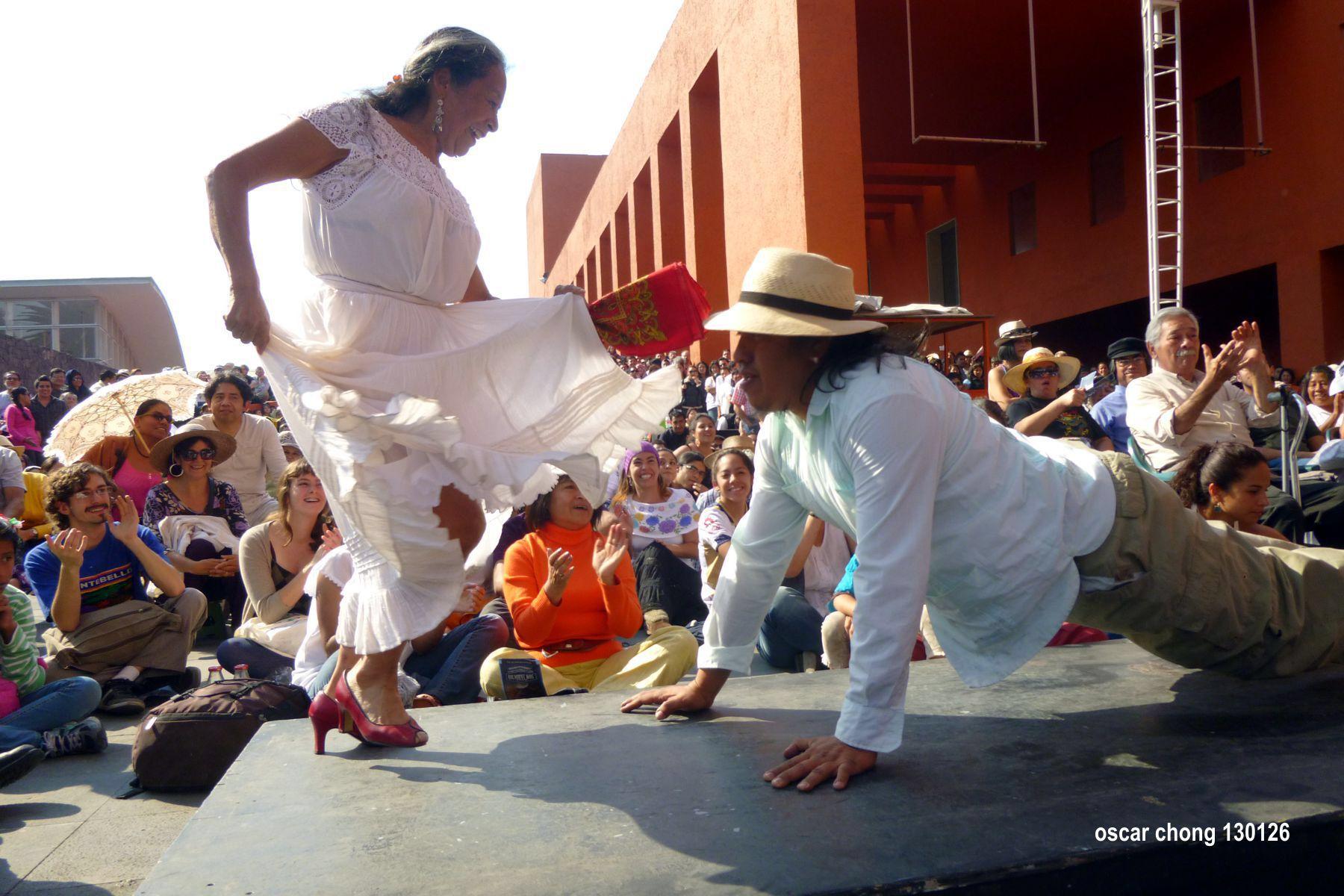 Son Jarocho Dance