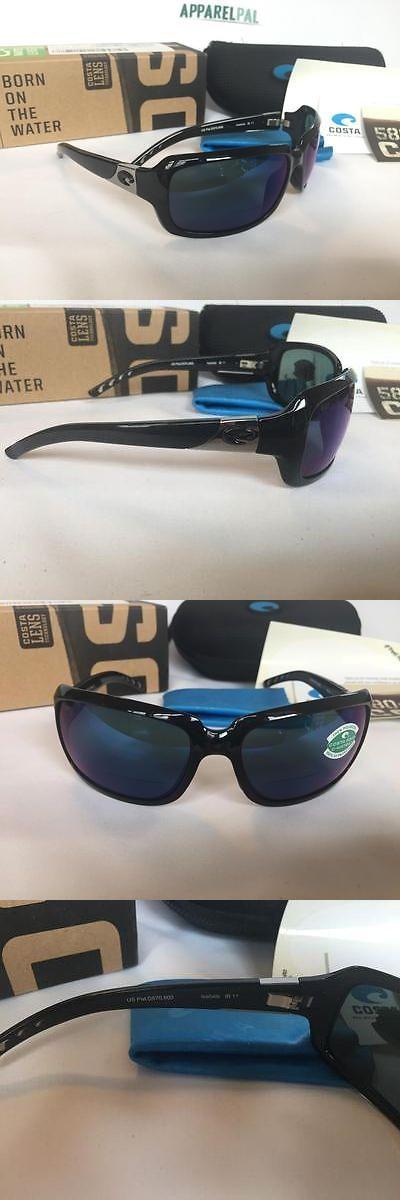 4dd8875ca8 Sunglasses 151543  Costa Del Mar Isabela C-Mates 1.50 Polarized Sunglasses  Black Blue 580P