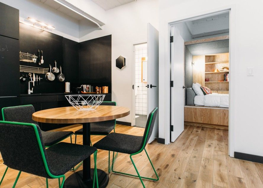 WeWork opens WeLive coliving apartments on Wall