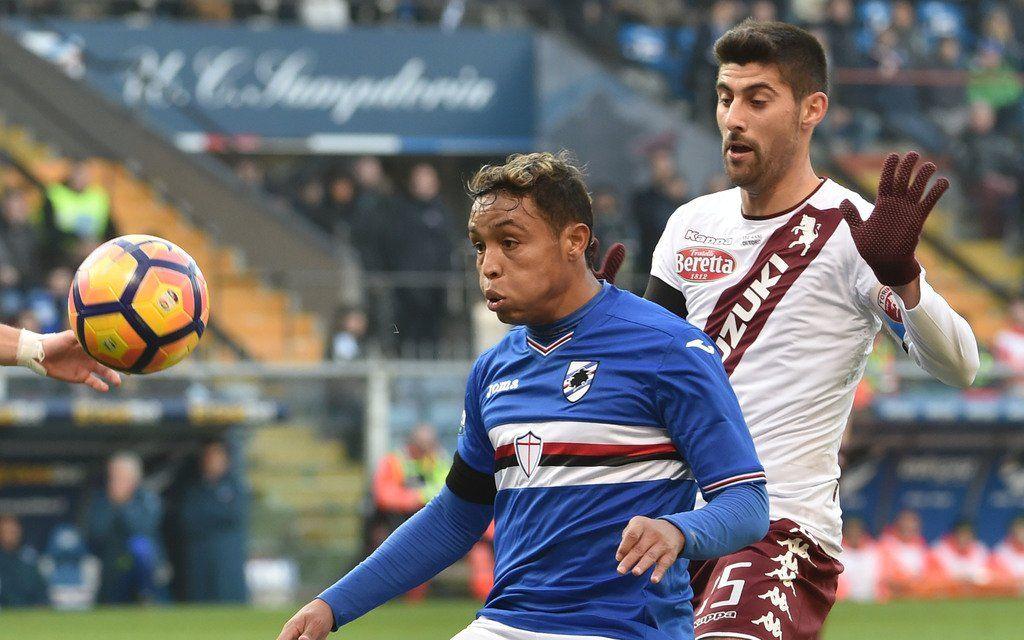 Le pagelle di Sampdoria-Torino 2-0: per i granata tanto fumo e poco arrosto https://t.co/Ynlfl3lDkB Gianluca Sarto https://t.co/ZfFFwSQg7R