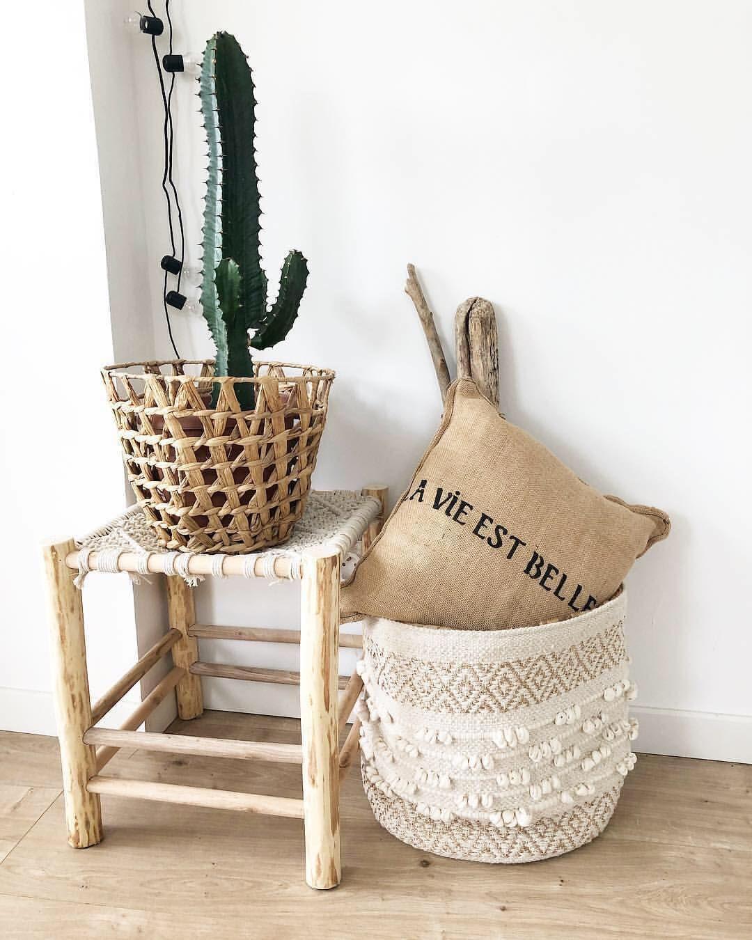 La Foir Fouille France On Instagram Tout Est Dit Myhouseofhappiness Inspirations Homedeco Deco Lafoirfo Burlap Bag Reusable Tote Straw Bag