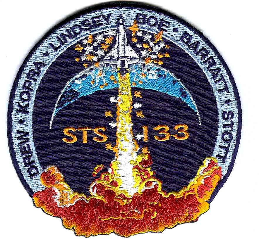 space shuttle mission badges - photo #28