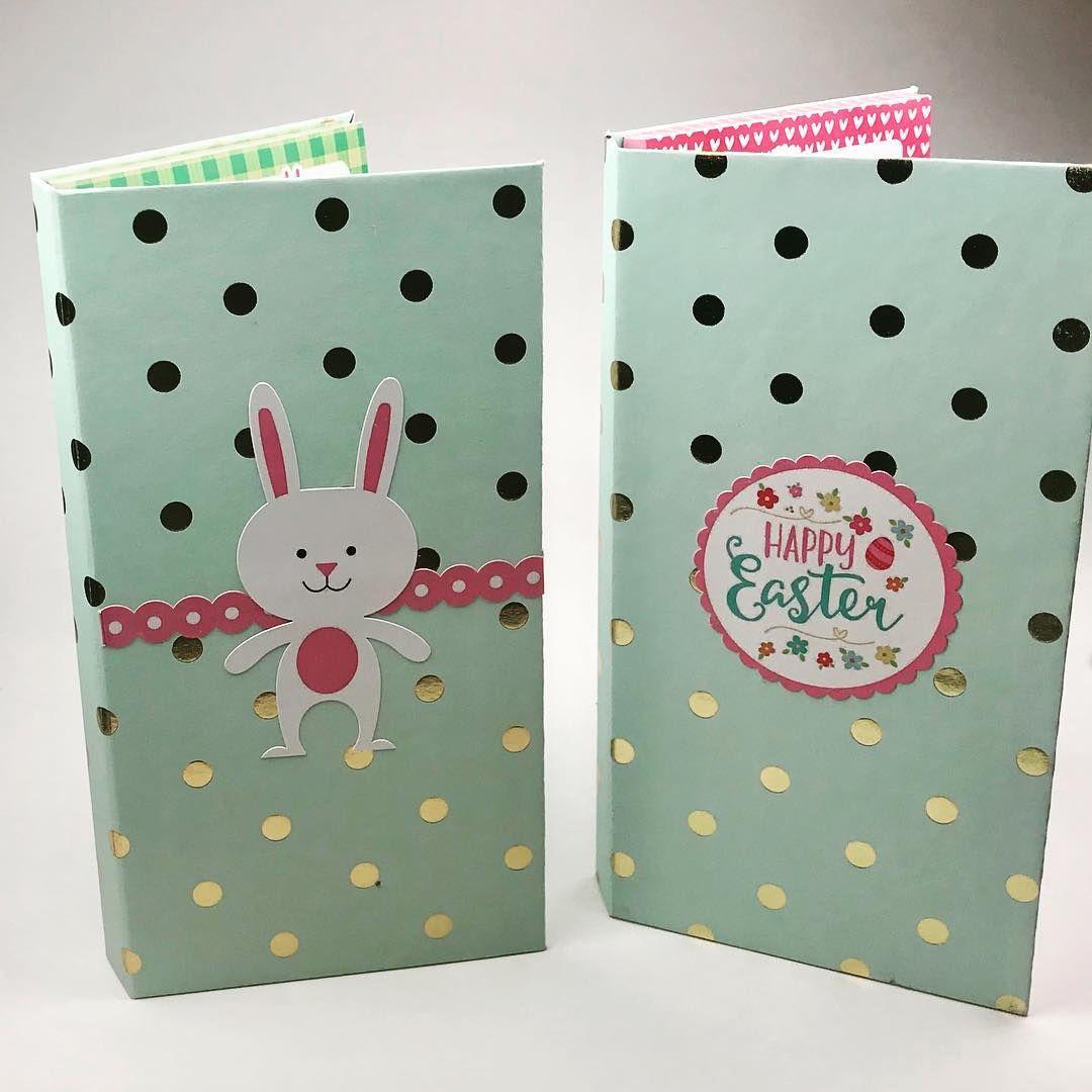 Tag CARDSTOCK Bunny Chick Pastel Journal Cards Easter//Spring Scrapbook Kit