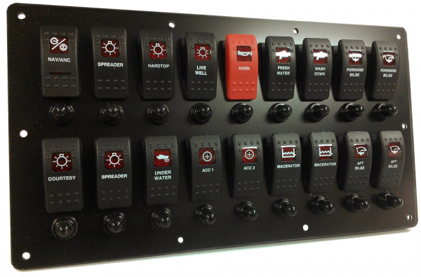 Switch Panel Projects See The Awesome Custom Panels We Ve Built