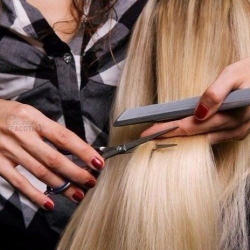 Когда нужно стричь волосы. | Стрижка, Асимметричные ...