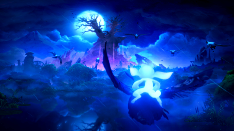 Ori And The Will Of Wisps Review A