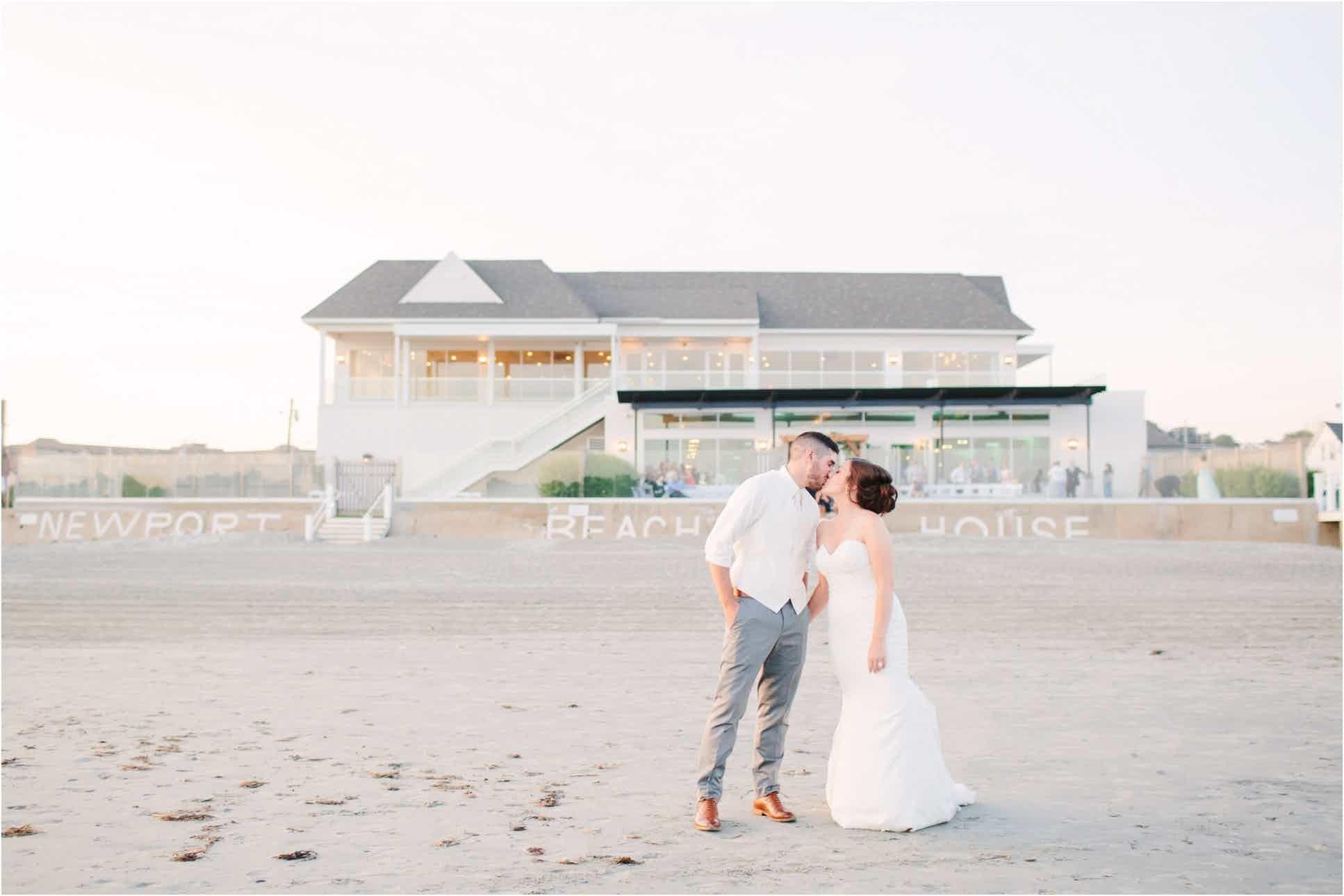 Newport beach house a longwood venue weddings rhode