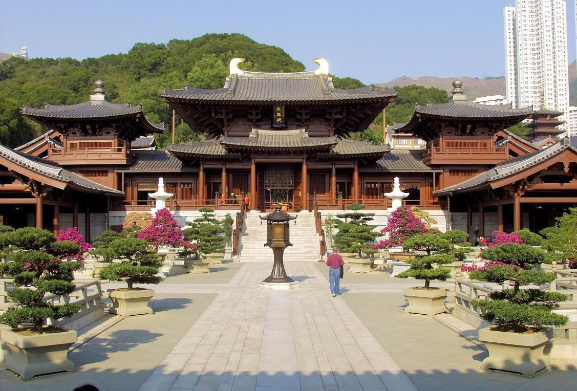 Chi Lun Nunnery, Hong Kong