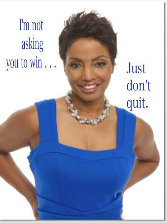 Judge Lynn Toler Woman Quotes Fabulous Quotes Influential Women