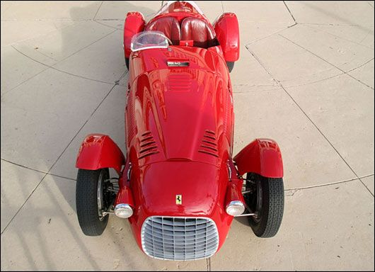 Worldu0027s Oldest Ferrari Unveiled!   Rediff.com Business