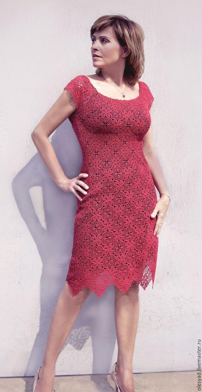 маленькое красное платье купить