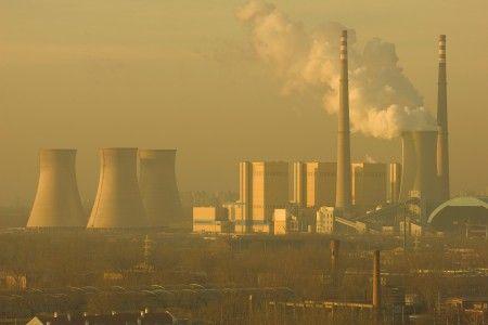 Beijing Air Pollution Hits Orange Alert Level Pollution Air
