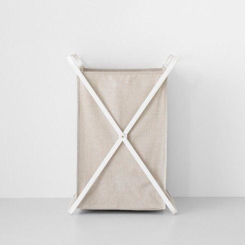 Folding X Frame Hamper Made By Design Target Hamper