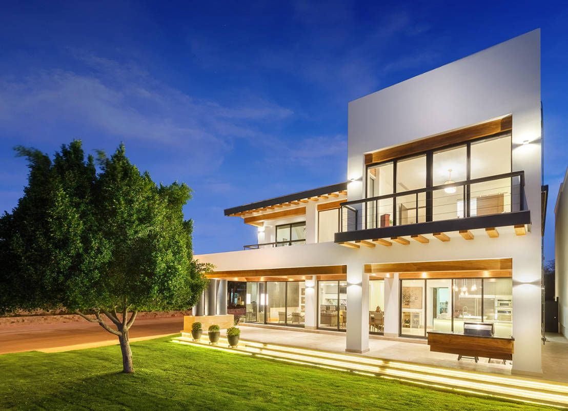 8 casas modernas dise adas por arquitectos mexicanos architecture and house - Arquitectos casas modernas ...