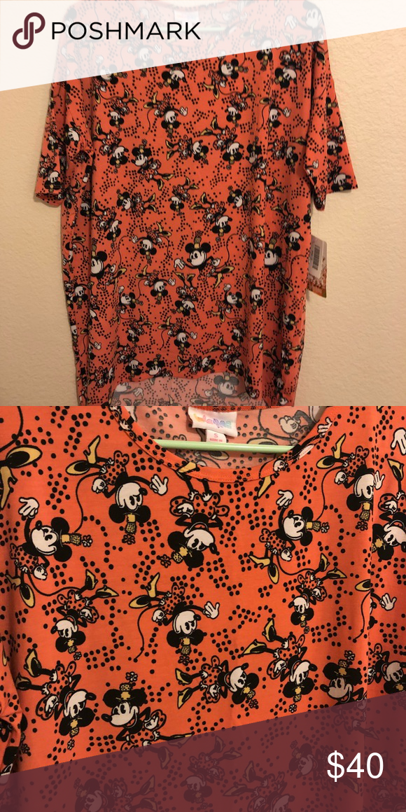 LuLaRoe Minnie tunic
