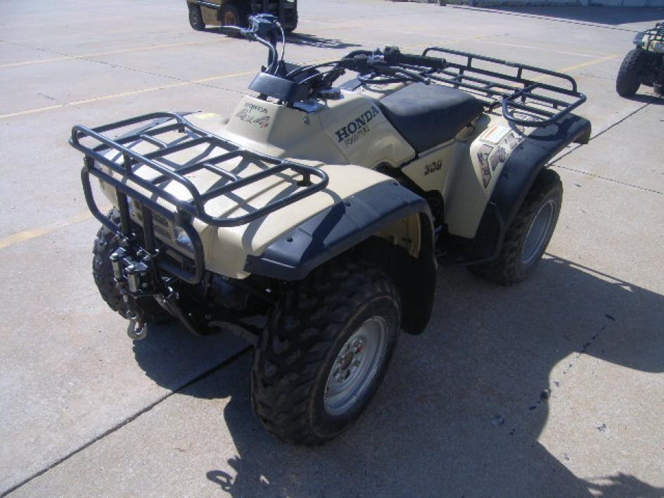 1997 Honda Fourtrax Atv Fun Surplus On Govliquidation Com Atv Quads Atv 4 Wheeler