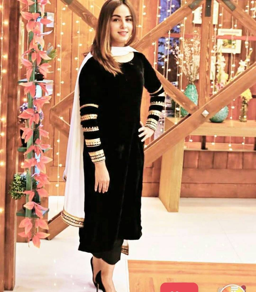 Velvet Dress Designs, Kurti Designs
