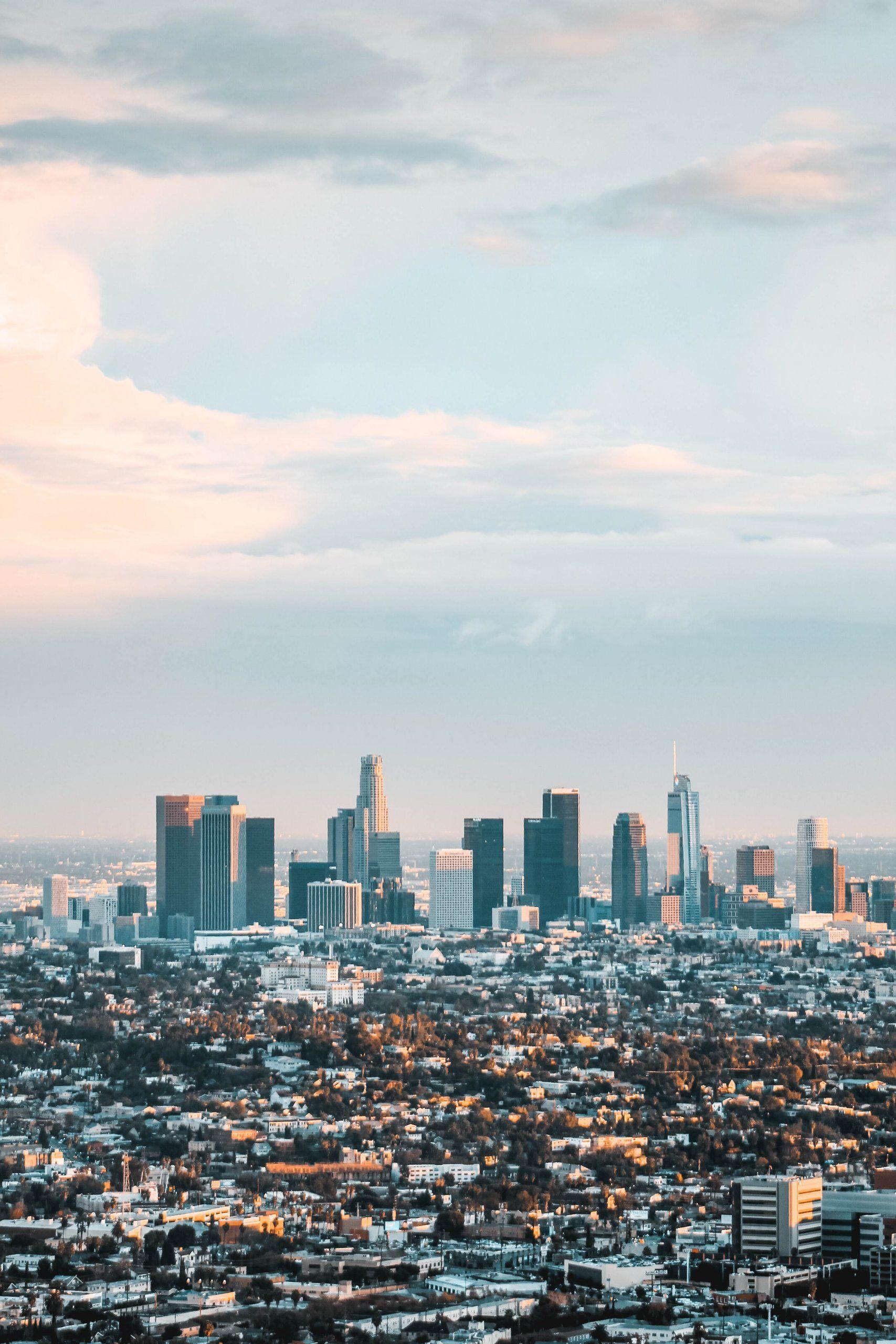 Regions Of La County Los Angeles County Economic Development Corporation Los Angeles Map Los Angeles County California Map