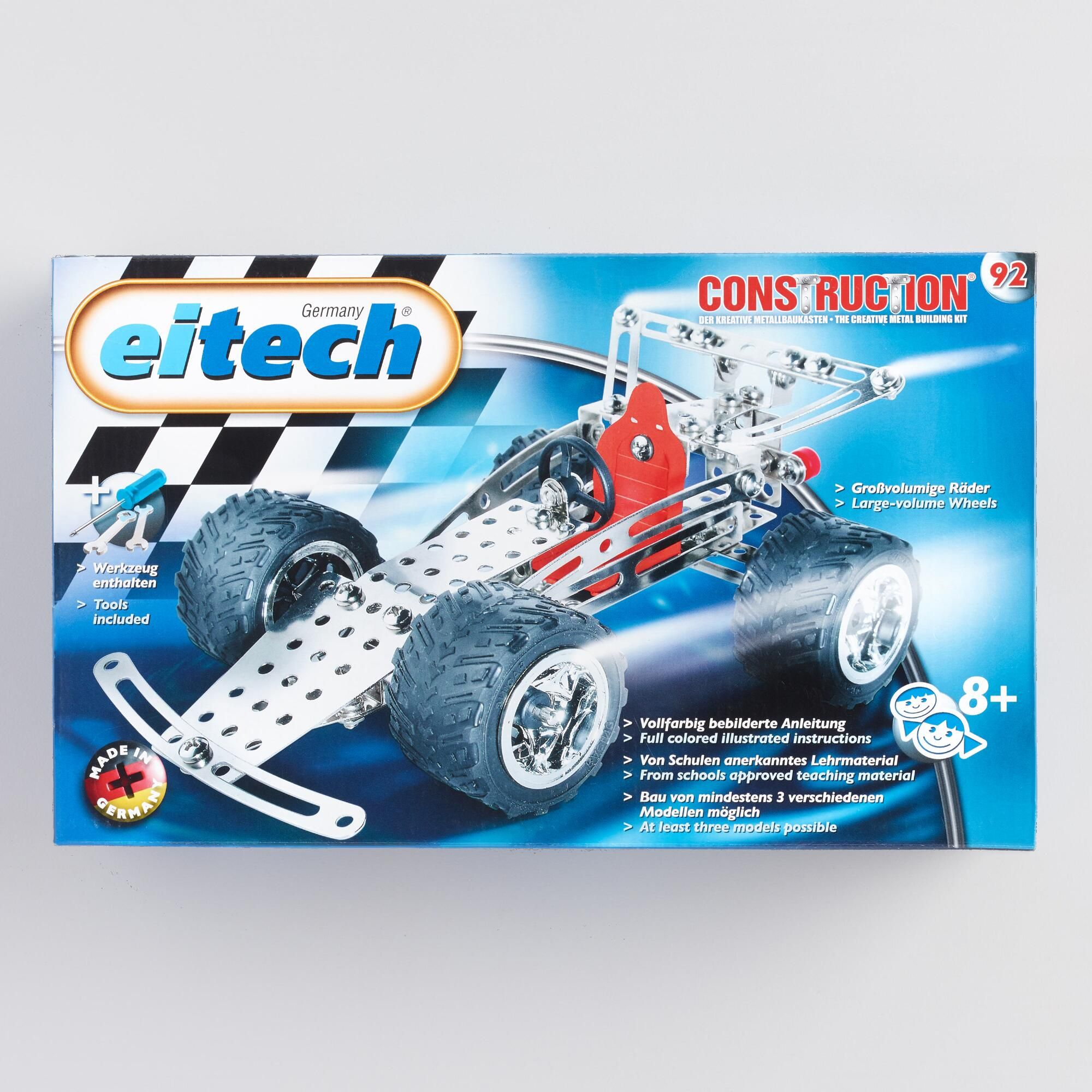 Eitech Race Car Building Kit by World Market | Products