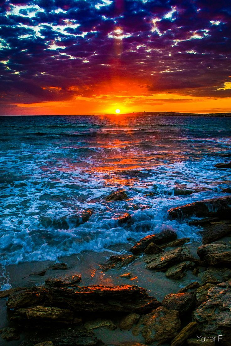 Sunset? Sunrise? Just plain beautiful! | Nature, Beautiful ...