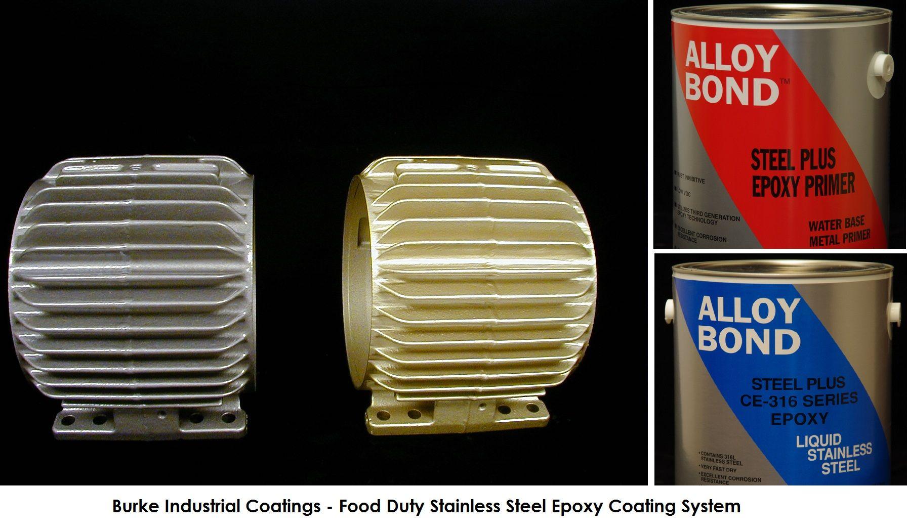 Burke Industrial Coatings Liquid Stainless Steel Www Burkeindustrialcoatings Com Stainless Steel Paint Stainless Steel Corrosion Stainless Steel