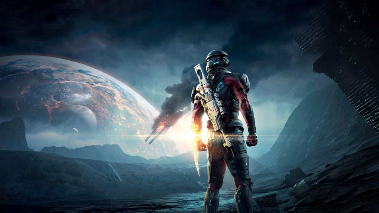 Epic Video Game Wallpapers Photo Mass Effect 4k Wallpapers For Pc Gaming Wallpapers