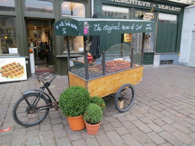 Gent Vendor Bikes Bike Vendor Cafe