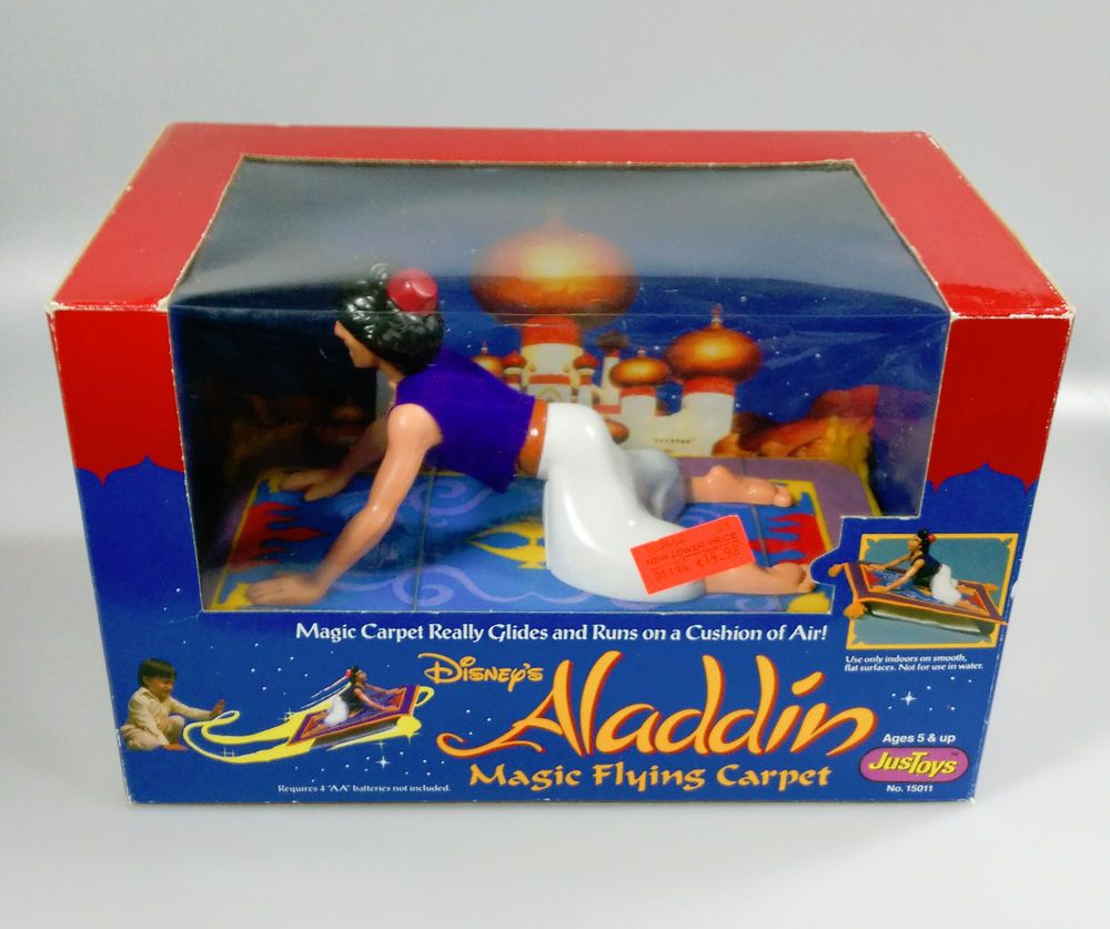 Aladdin Magic Carpet Toy | www.cintronbeveragegroup.com