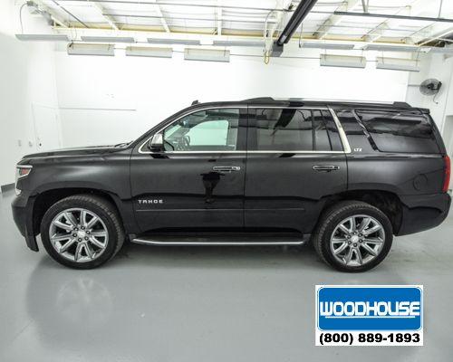 Black 2015 Chevrolet Tahoe Ltz For Sale Missouri Valley Ia