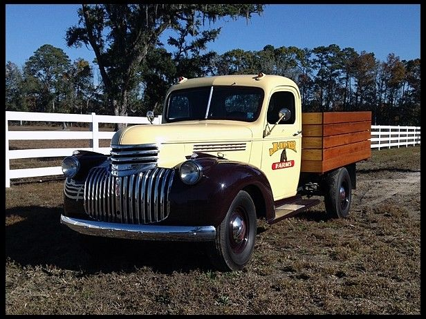 1941 Chevrolet Tobacco Pickup Mecum Auctions Chevrolet Truck Flatbeds Ford Trucks