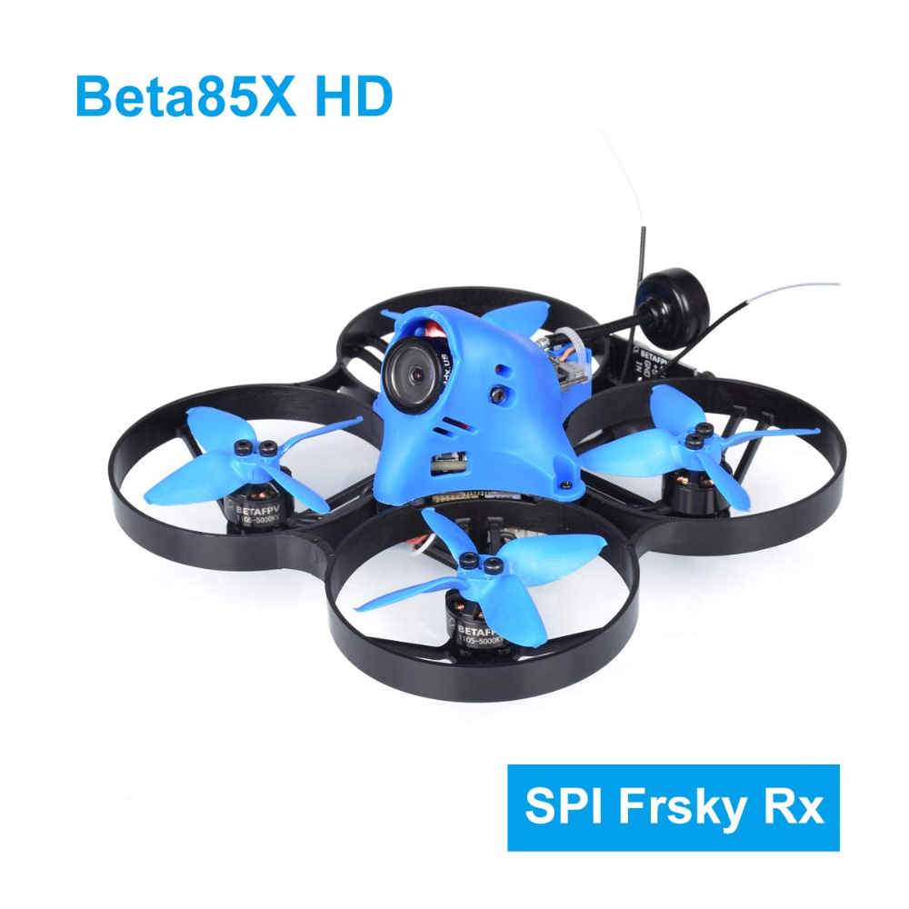 Drones - BETAFPV Beta85X V2 Flip-chip Version F4 AIO 12A