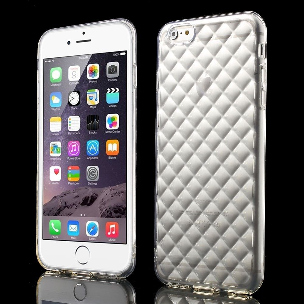 coque iphone 6 nourriture 3d silicone