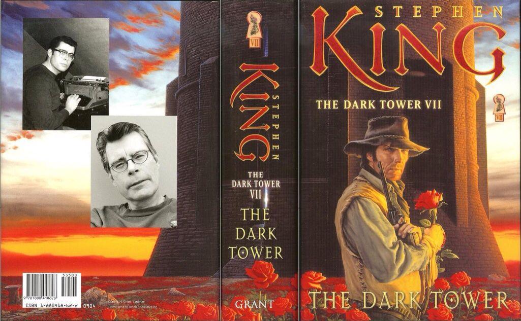 The Dark Tower King Book Stephen King Books The Dark Tower