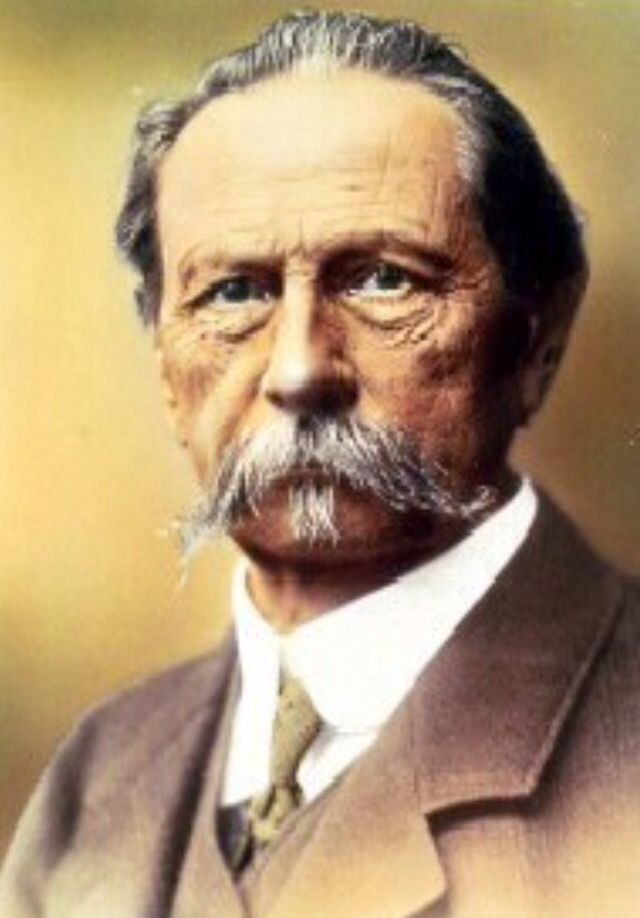This Is A Picture Of Karl Benz Inventor Of The Very First Car I