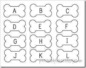 Feed the dog ABC Game make a dog face out of two paper plates. Child picks a dog bone says the letter and sound then feeds it to the dog.  sc 1 st  Pinterest & Feed the dog ABC Game make a dog face out of two paper plates. Child ...