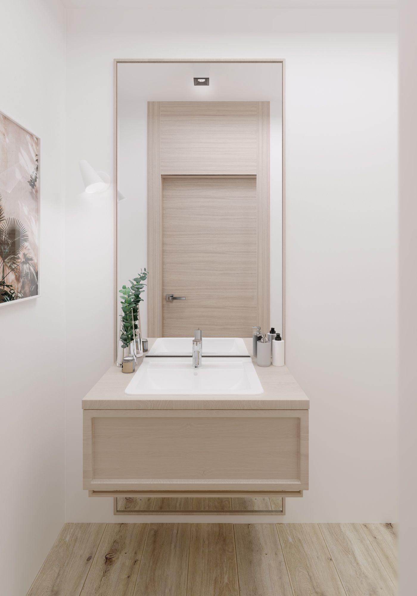 Autodesk Room Design: Modern Minimalist Living Room