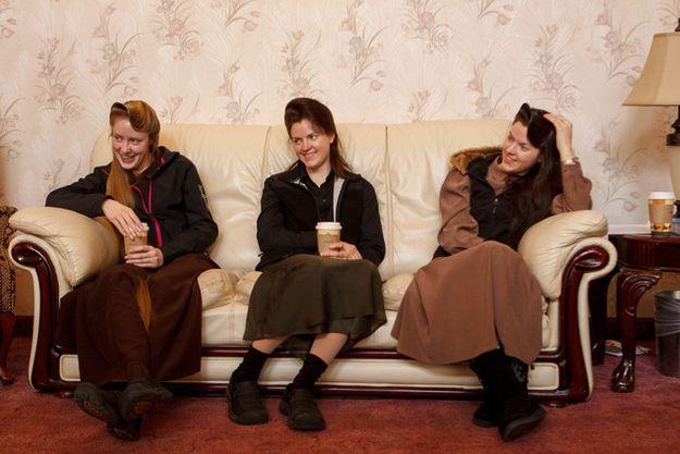 Bisexual polygamous mormon wife
